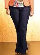 Cal�a Flare Plus Size Jeans