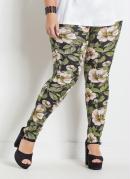 Cal�a Legging Floral Plus Size