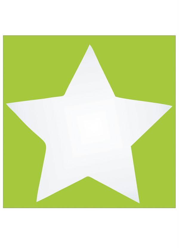 Aparador Zirconia Rommanel ~ Adesivo Espelhado Estrela Lar&Lazer