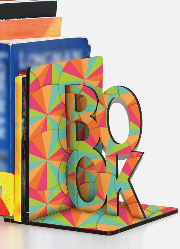 Adesivo Para Barra De Led ~ Aparador de Livro Book Posthaus