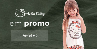 Hello Kitty em promo
